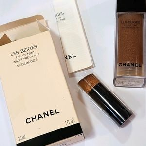 CHANEL Les Beiges Water Fresh Tint - Medium Deep